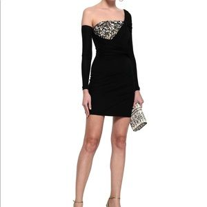 BNWT Roberto Cavalli Sequin Draped Dress US4/IT 40